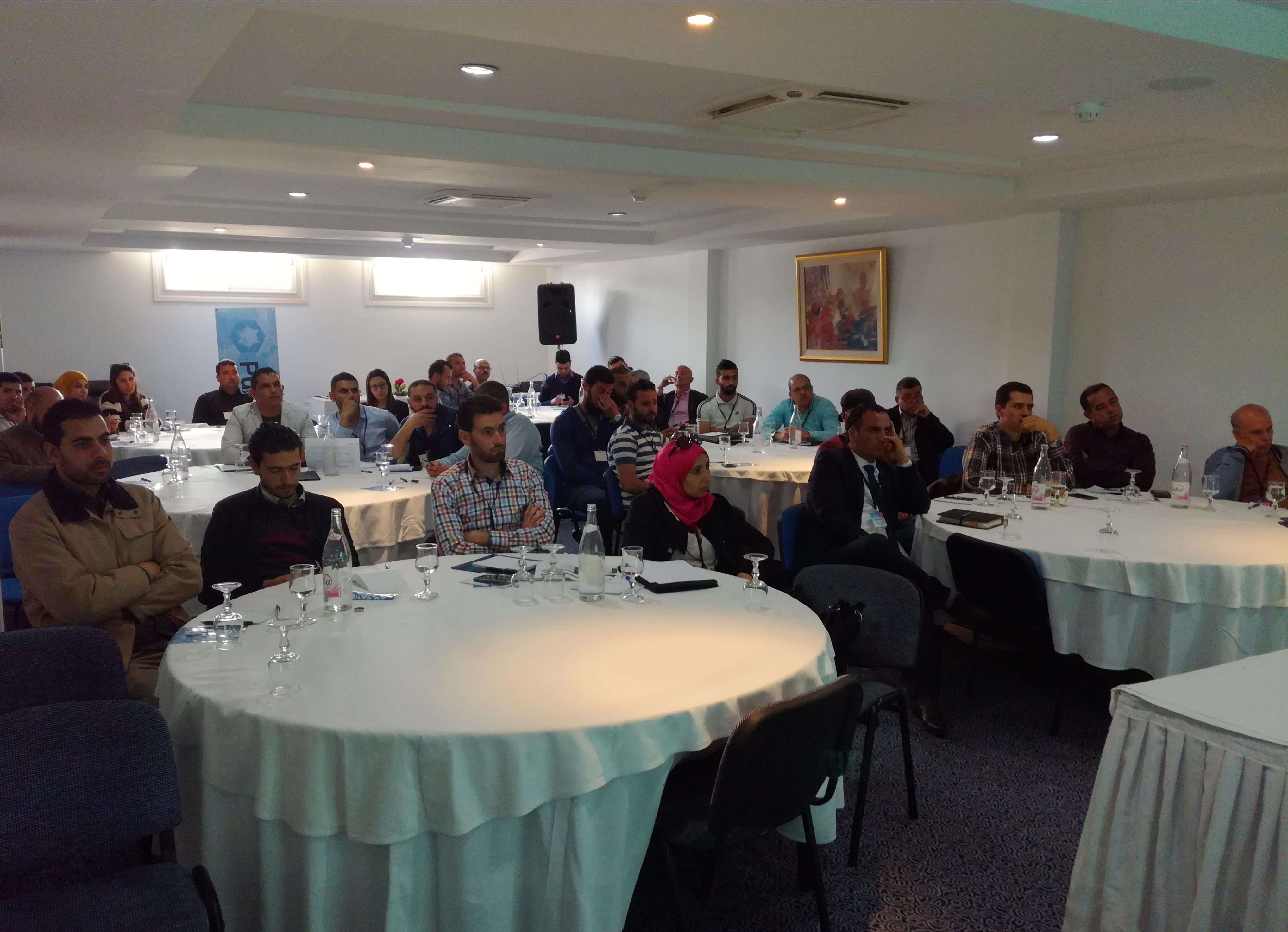 attendance group_Algeria Training Seminar_2017