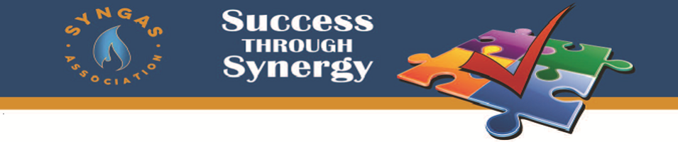 SynGas Association - Success Through Synergy