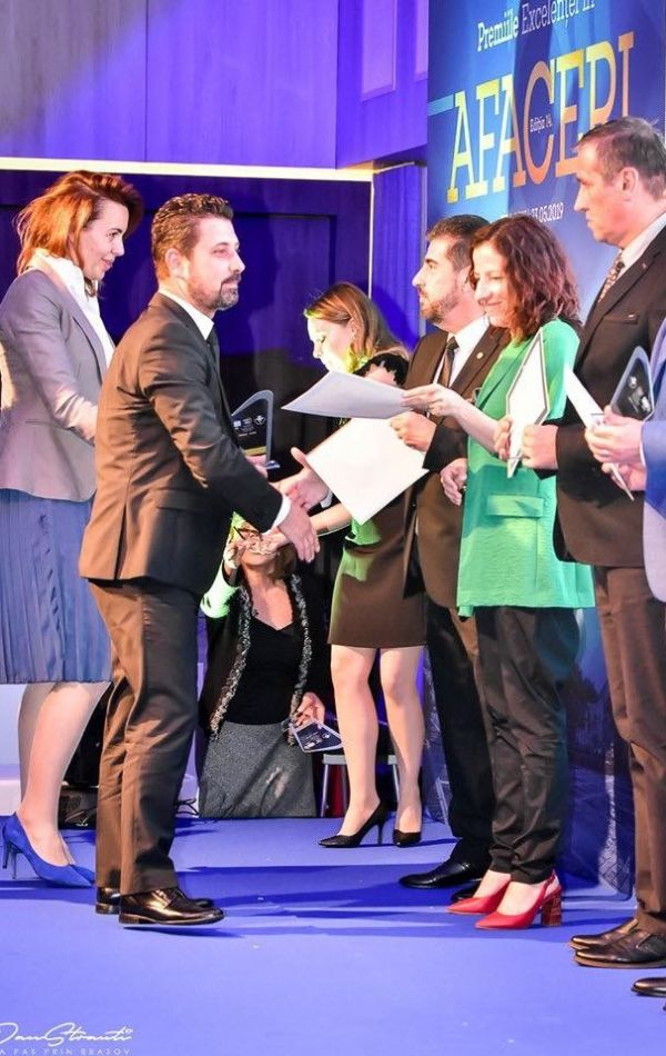purolite receiving brasov chamber award 2019