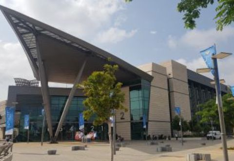 Tel Aviv Convention Center for Watec 2017