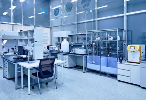 Korea Applications Lab Interior