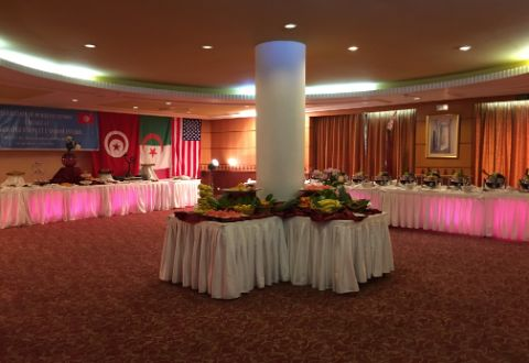 tunisia training seminar 2017 buffet