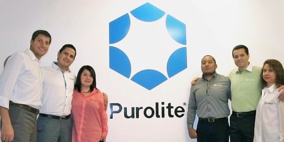 Purolite Office in Mexico