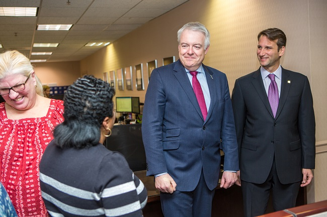 First Minister of Wales Visit 15-Zina Reyes