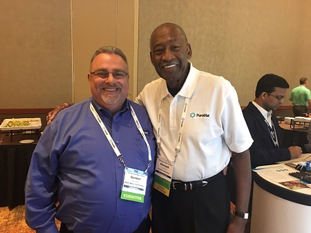 howard davis and customer iwc 2018